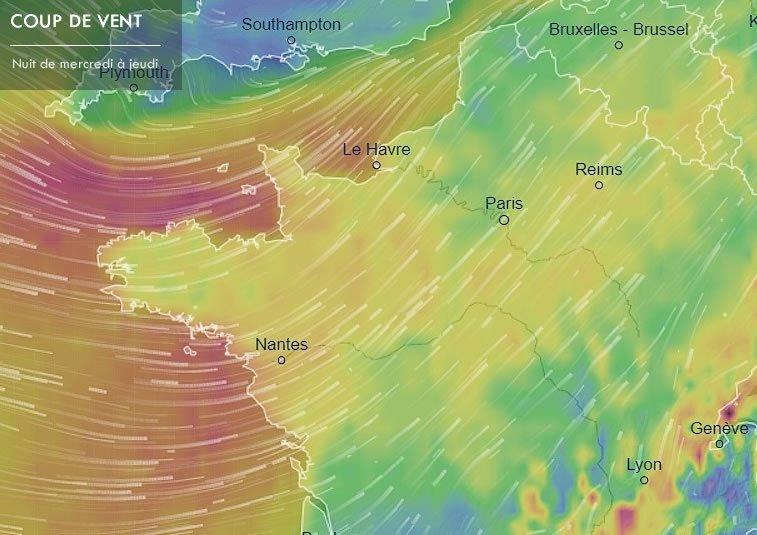 L'actualité météo en continu - cover