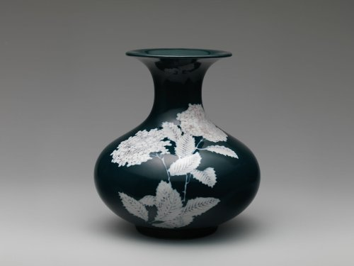 Makuzu Kōzan I (Miyagawa Toranosuke) | Vase | Japan | Edo (1615–1868) or Meiji period (1868–1912) | The Metropolitan Museum of Art