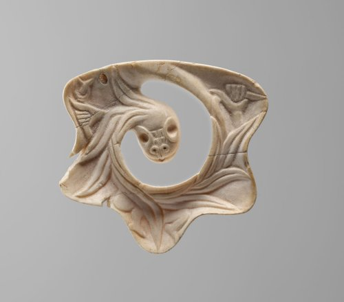 Feathered Serpent Pendant | Aztec | The Metropolitan Museum of Art