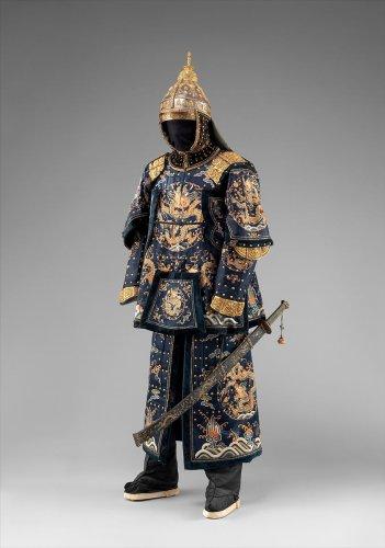 Ceremonial Armor | Chinese | The Metropolitan Museum of Art