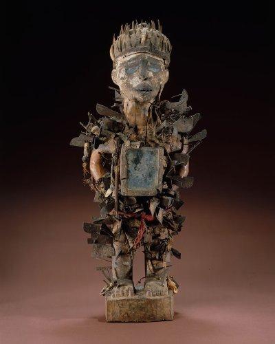 Power Figure: Male (Nkisi) | Kongo peoples | The Metropolitan Museum of Art