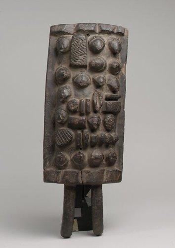 Memory Board (Lukasa)   Luba   The Metropolitan Museum of Art