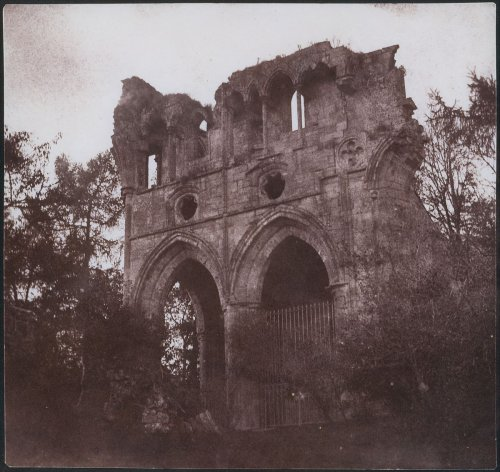 William Henry Fox Talbot | The Tomb of Sir Walter Scott, in Dryburgh Abbey | The Metropolitan Museum of Art