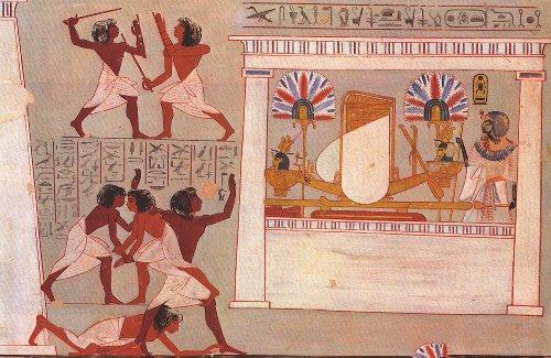 Charles K. Wilkinson | Festival Scene, Tomb of Amenmose | New Kingdom, Ramesside | The Metropolitan Museum of Art