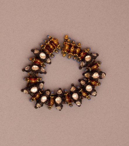 Bracelet, One of a Pair 17th–19th century