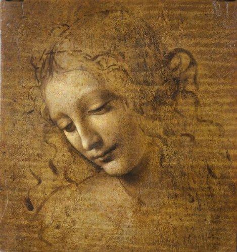 Head of a Woman (La Scapigliata) 1500–1505