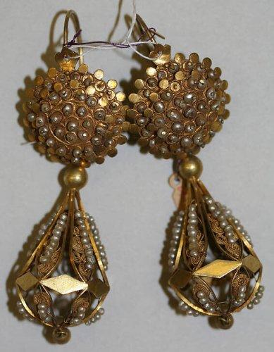Earrings | European, Eastern | The Metropolitan Museum of Art