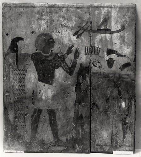 Writing board stela of Nebseni | Middle Kingdom | The Metropolitan Museum of Art
