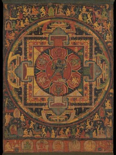Chakrasamvara Mandala | Nepal | Thakuri–early Malla periods | The Metropolitan Museum of Art