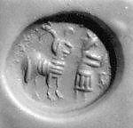 Stamp seal   Sasanian   Sasanian   The Metropolitan Museum of Art
