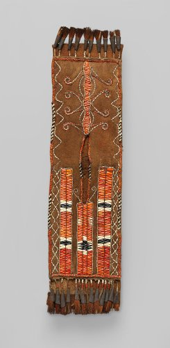 Belt pouch | Haudenosaunee/ Iroquois (?), Native American | The Metropolitan Museum of Art