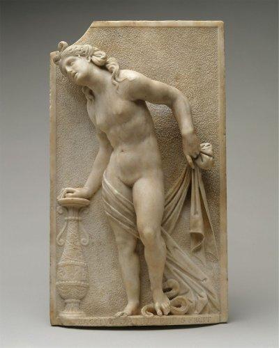 Circle of Antonio Lombardo | Eurydice | Italian, Padua | The Metropolitan Museum of Art