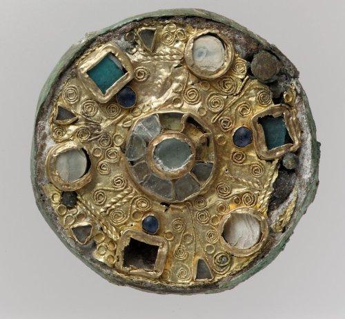 Disk Brooch | Frankish | The Metropolitan Museum of Art