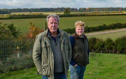 Jeremy Clarkson admits he 'worries' about Clarkson's Farm star Kaleb Cooper's future