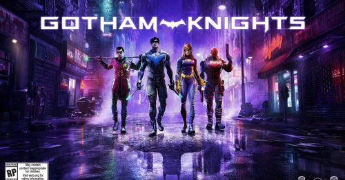 New Gotham Knights and Suicide Squad trailers confirm 2022 release dates