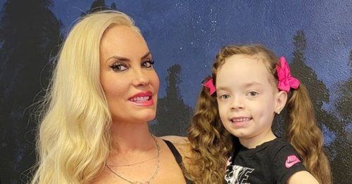 Ice-T's wife Coco Austin defends breastfeeding daughter Chanel aged 5: 'Why take that away from her?'