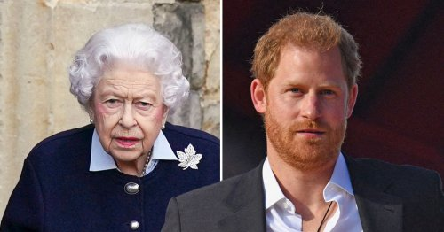 Prince Harry 'panicked' by Queen's hospital stay and 'feels helpless in LA'