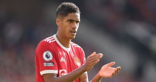 Raphael Varane identifies 'key issue' for Manchester United to solve as they search for form and results