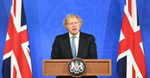 Boris Johnson is a creeping dictator – we need to stop him in his tracks