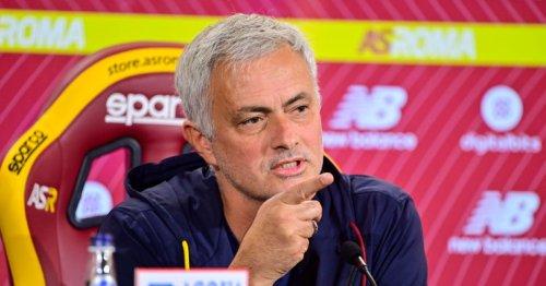 Jose Mourinho responds to Newcastle United link