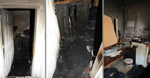 'Hangry' daughter set dad's house on fire because he wouldn't buy her food