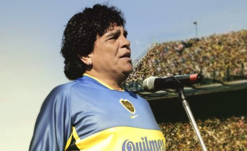 Maradona: A Blessed Dream – Argentine biopic captures uncanny likeness of a footballing icon