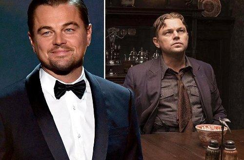 'Unrecognisable' photos of Leonardo DiCaprio in his new film are actually quite recognisable