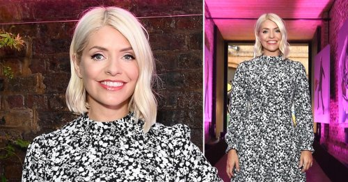 Holly Willoughby admits she was 'terrified of being judged' by the public over details in new book