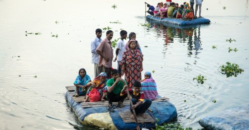 210 million people have been displaced by climate change, and that's just the start. It's time to act