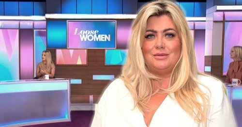 Gemma Collins vows to never return to 'bland' Loose Women after branding panellists 'rude'