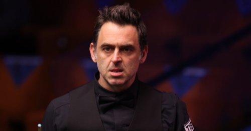 Ronnie O'Sullivan has an aura but is not the best player ever, reckons Graeme Dott