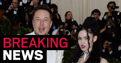Elon Musk and Grimes 'semi-separate' after three years