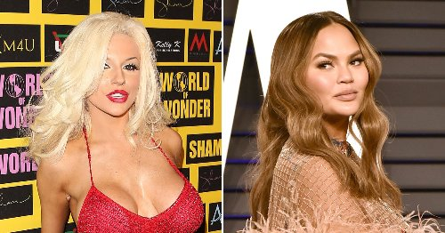 Chrissy Teigen accused of telling Courtney Stodden 'kill yourself' in DMs after trolling tweets