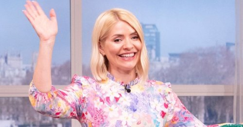 Holly Willoughby's 'big boobies' name-dropped in cheeky Olivia Swann song