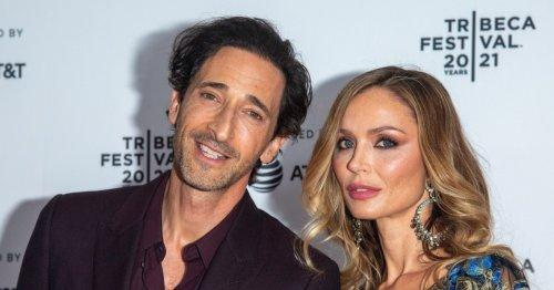 Harvey Weinstein's ex Georgina Chapman confirms romance with Adrien Brody as pair make red carpet debut