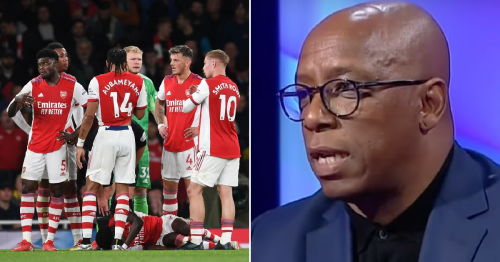 Ian Wright criticises Ben White and Nicolas Pepe after Arsenal's draw with Crystal Palace