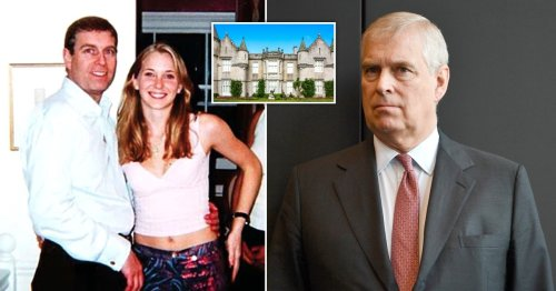 Prince Andrew scolded for playing 'hide and seek' in castle during lawsuit