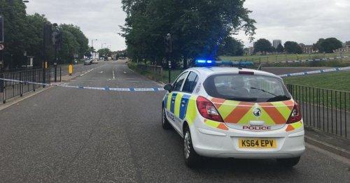 Two killed in 'stolen car' crash after police pursuit