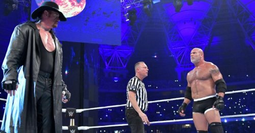 WWE referee Mike Chioda almost ended Undertaker and Goldberg's disastrous match before near-fatal mistake