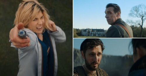 Doctor Who series 13: Line of Duty and Inbetweeners stars join Jodie Whittaker as Flux trailer reveals stacked cast