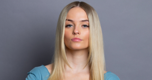 Coronation Street star Millie Gibson addresses fan confusion over her eyebrow marking