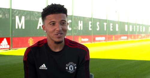 Jadon Sancho reveals Cristiano Ronaldo inspired his path to £73m Manchester United transfer