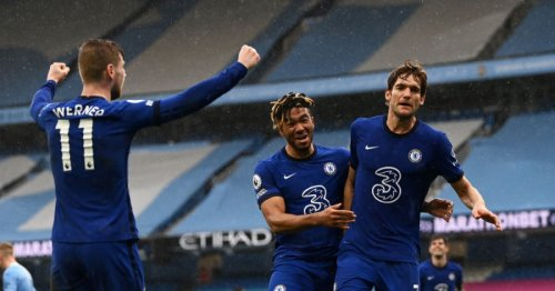 Ben Chilwell singles out 'brilliant' Chelsea star for praise after Man City victory