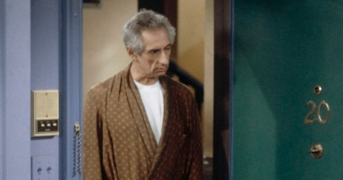 Friends reunion sees Mr Heckles return after row with bosses over shock death