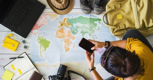 The top travel trends for 2022, and where we'll all be holidaying next year