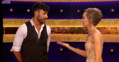 Strictly 2021: Fans blown away as Rose Ayling-Ellis and Giovanni Pernice incorporate sign language into dance
