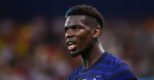 Paul Pogba clashed with France teammates during Euro 2020 exit against Switzerland