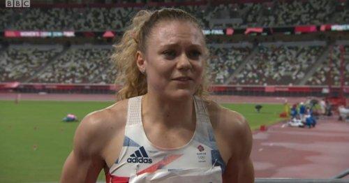 Team GB's Beth Dobbin dedicates race to best friend's mum – an NHS worker who took her own life