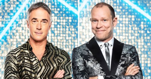 Strictly's Greg Wise: Robert Webb is 'heroic' for quitting show over health concerns