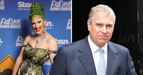 Rupaul's Drag Race Down Under star Anita Wigl'it slays with savage Prince Andrew joke
